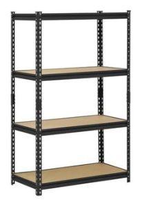 Boy's Rm shelves
