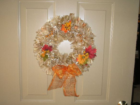 EZ  PZ  Wreath for All Seasons