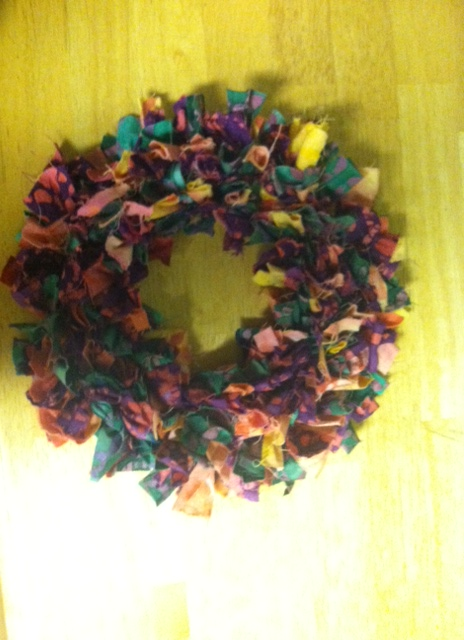 Reader's Wreath