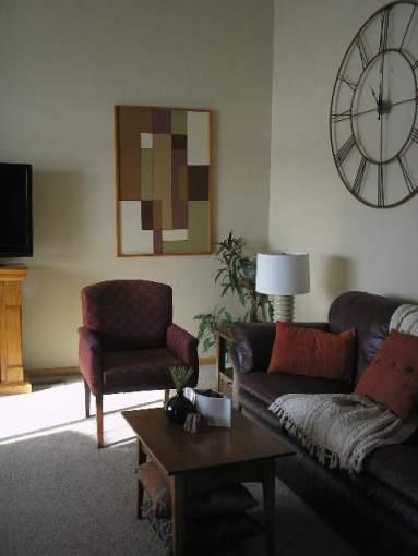 Living Room NW Corner, January 2014