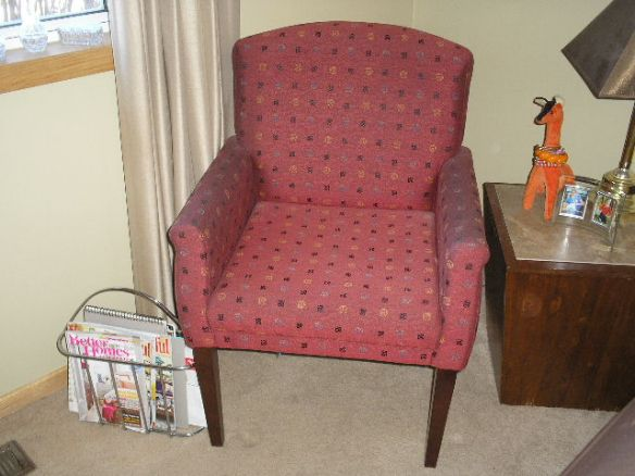Magazines, living room, workroom, family room, master bedroom