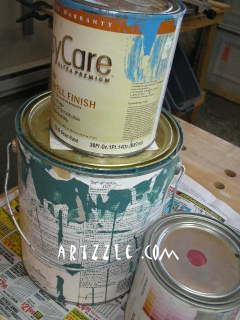 Artzzle THIRTY TWO DAYS post