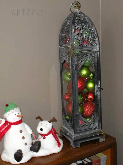 Christmas Fast Fix Decor