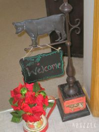 Small Displays for Christmas, at Artzzle